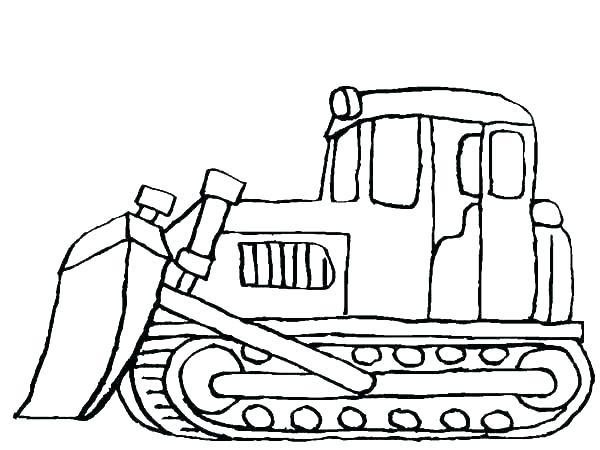 Excavator Drawing   Free download best Excavator Drawing on