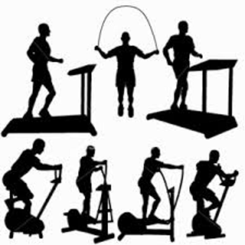 800x800 Health Drawing Aerobic Exercise For Free Download