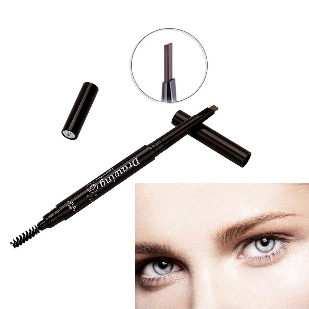 1000x1000 Triangle Shaped Pencil Drawing Eye Brow New Best