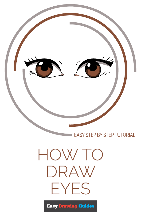 600x900 How To Draw Eyes Really Easy Drawing Tutorial