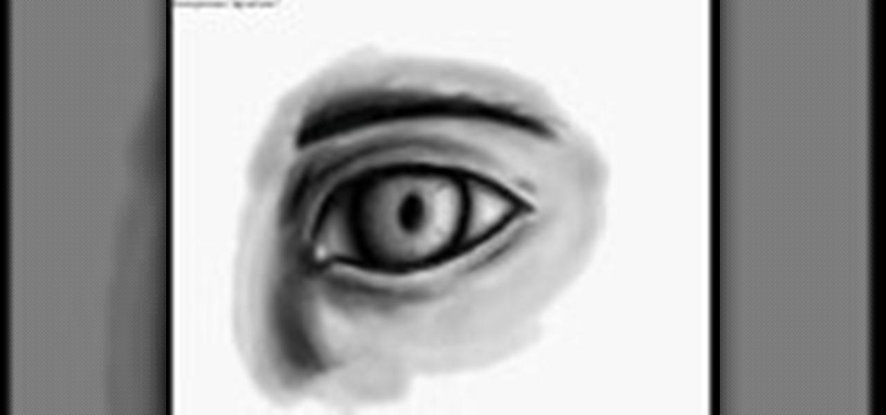 1280x600 How To Draw A Realistic Eye Drawing Illustration Wonderhowto