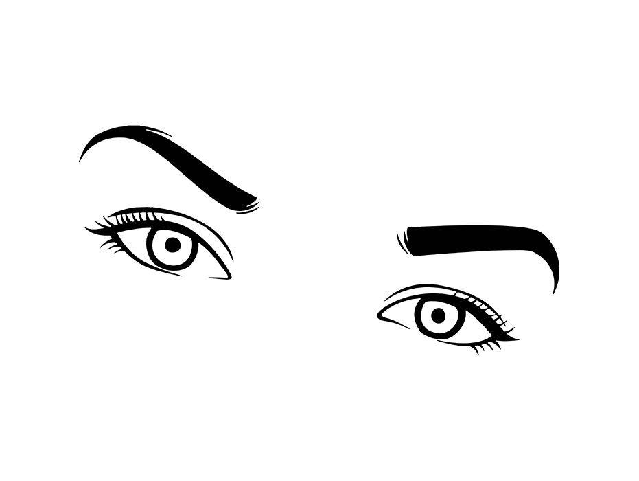 931x700 Women Eye Eyebrow Eyelash Eyeball Beauty Human Face Beautiful Etsy