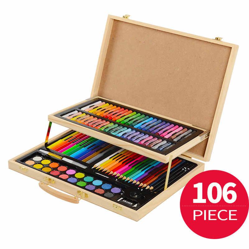 Eye Drawing Color