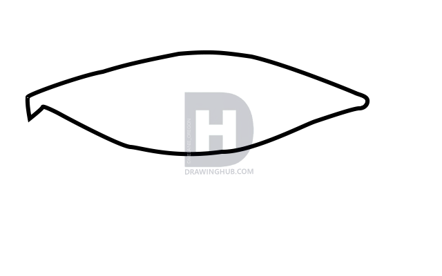640x400 How To Draw The Eye Of Horus, Step