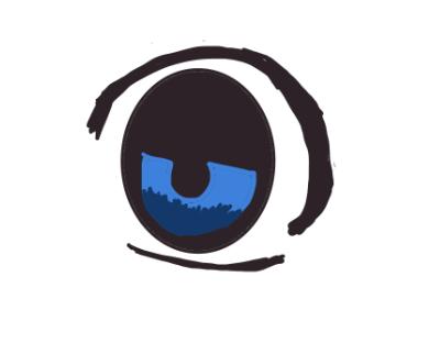 400x322 How To Draw A Chibi Eye Steps