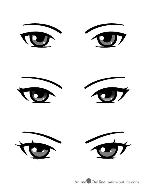 500x640 villain anime eyes manga drawing in manga eyes, anime