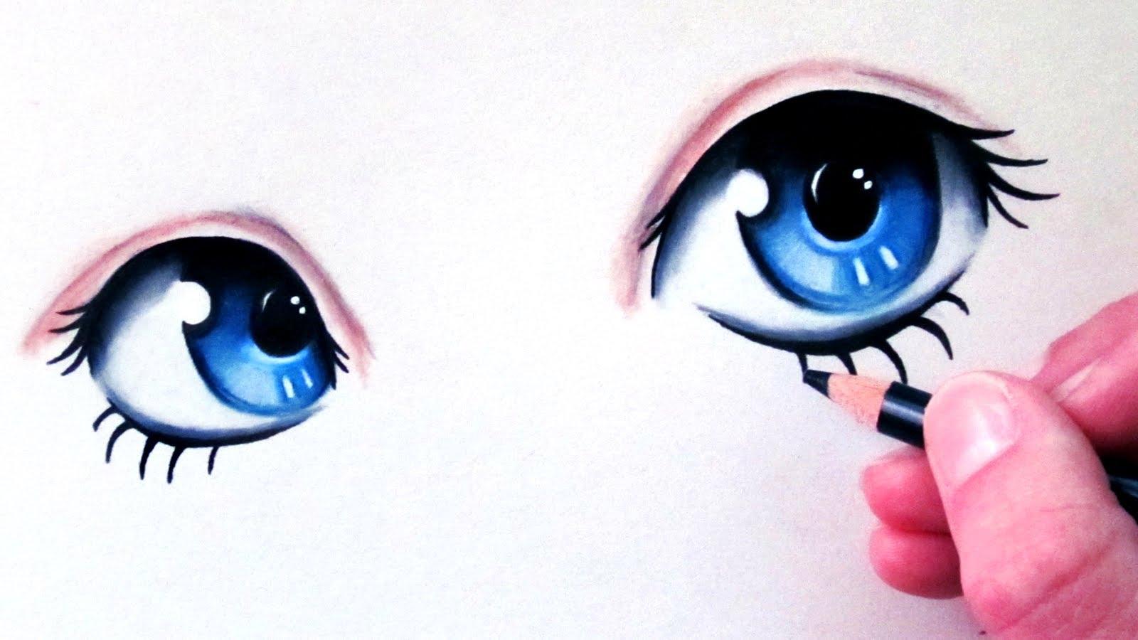 1600x900 how to draw manga eyes how to draw manga eyes