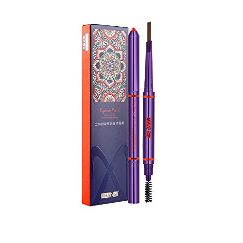 500x500 Iskas In Automatic Eyebrow Pencil With Brow Brush Double
