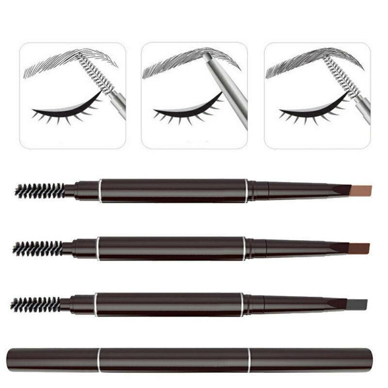 800x800 Waterproof Eye Brow Eyeliner Eyebrow Pens Pencil With Brush Makeup