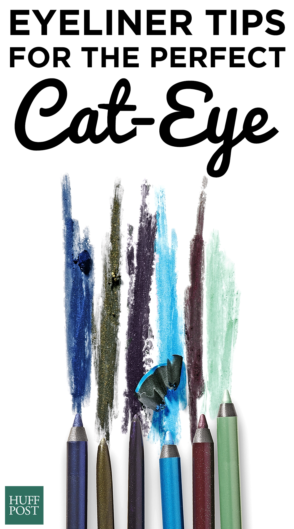 1000x1800 Eyeliner Tips That Make Drawing The Perfect Cat Eye Super Easy