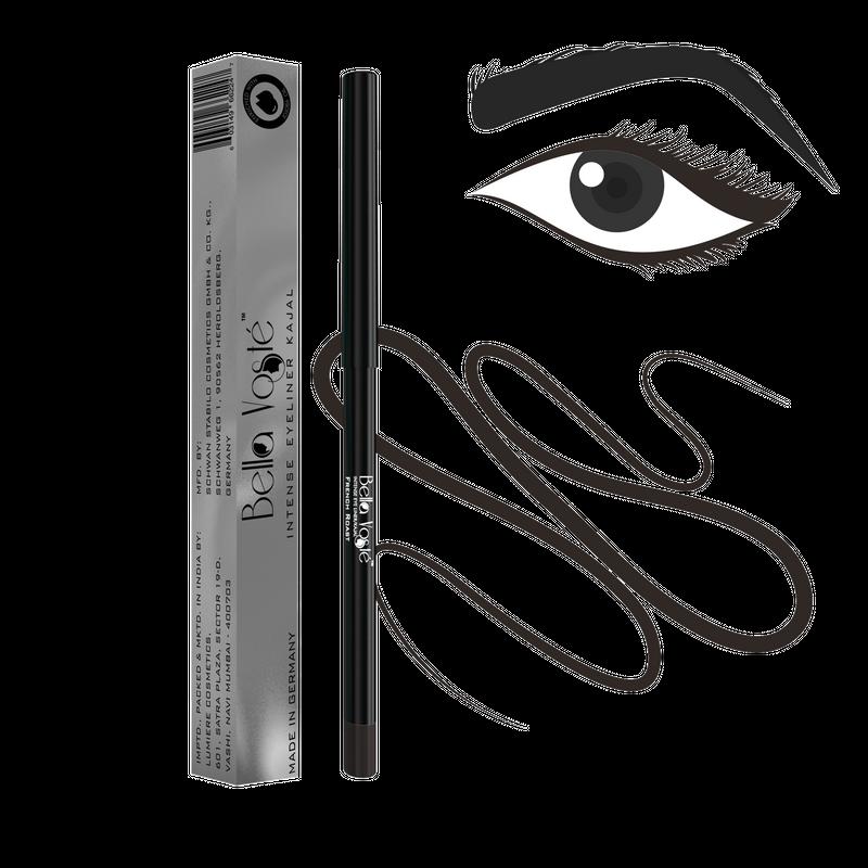 800x800 Bella Voste Intense Eyeliner Kajal
