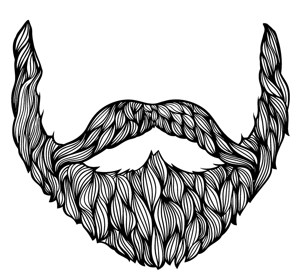 1000x906 Drawing Mustaches Eyeliner Frames Illustrations Hd Images
