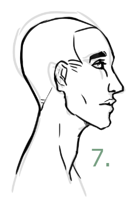 261x429 How To Draw Faces Tumblr