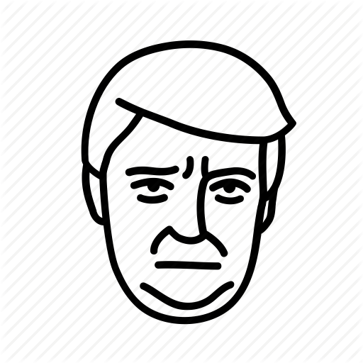 512x512 Drawing, Face, White, Transparent Png Image Clipart Free Download