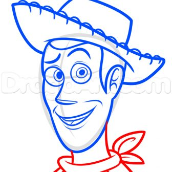 336x336 Disney Drawings Cute Character Face Cartoon Step