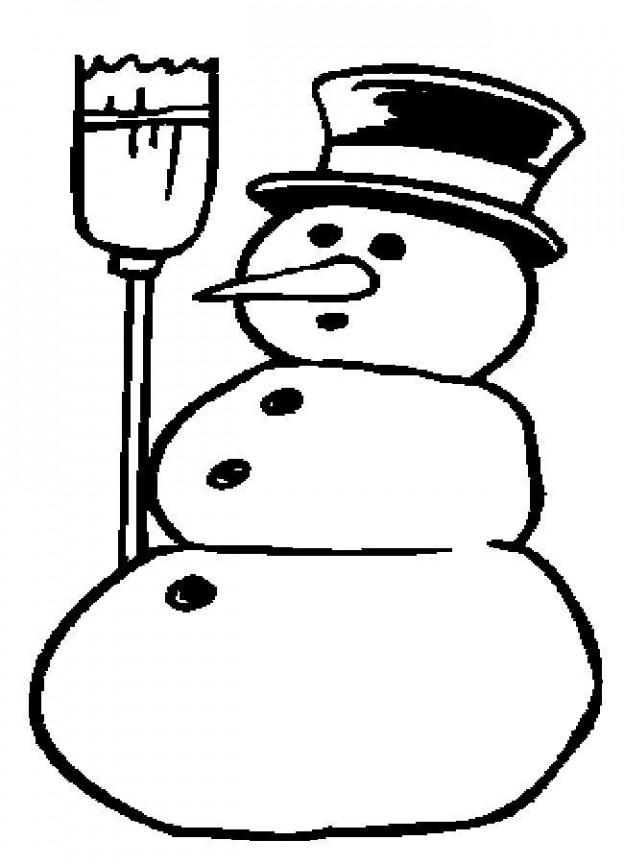 624x864 Snowman Face Template Olaf Face Template Olaf Cartoon Drawing