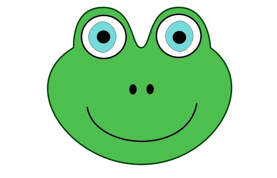 900x580 frog face drawing easy to draw frog face painting coloring pages