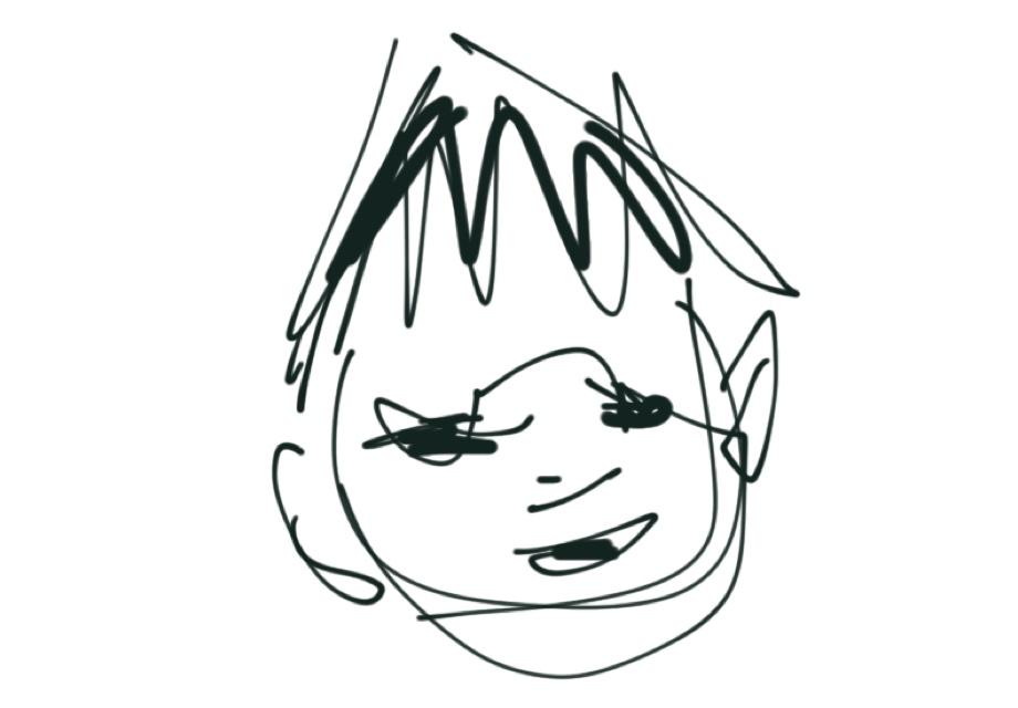 920x640 Face Drawing Memopad App Steven Depolo