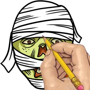 300x300 How To Draw Zombies And Undead Appstore For Android