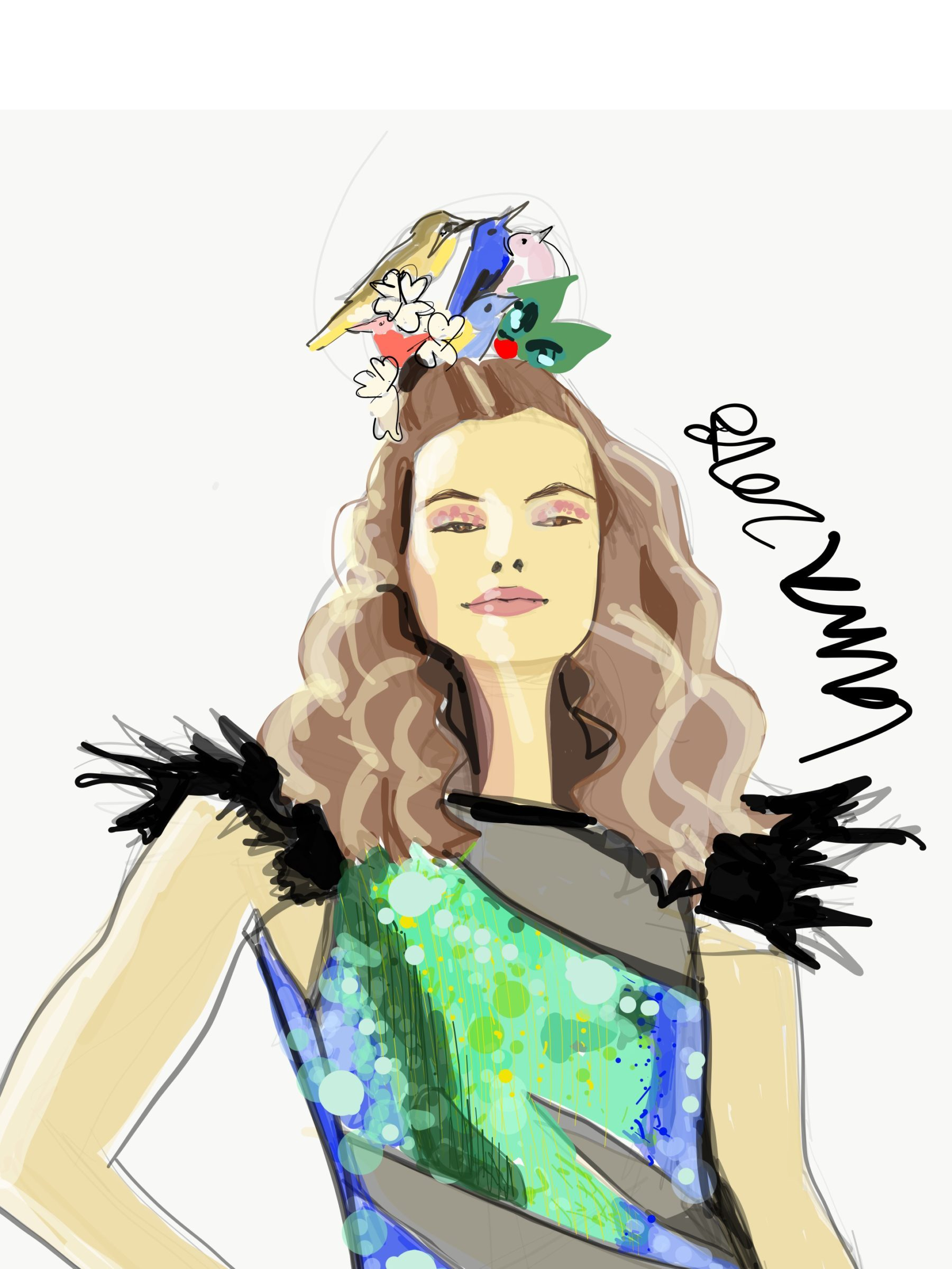 1800x2399 These Are The Best Apps For Fashion Illustration On Ipad