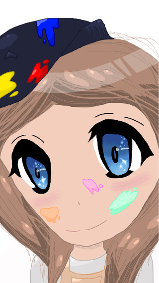 320x567 Ok I Found The Right Way To Do The Face!! My Drawing Style Will Stay