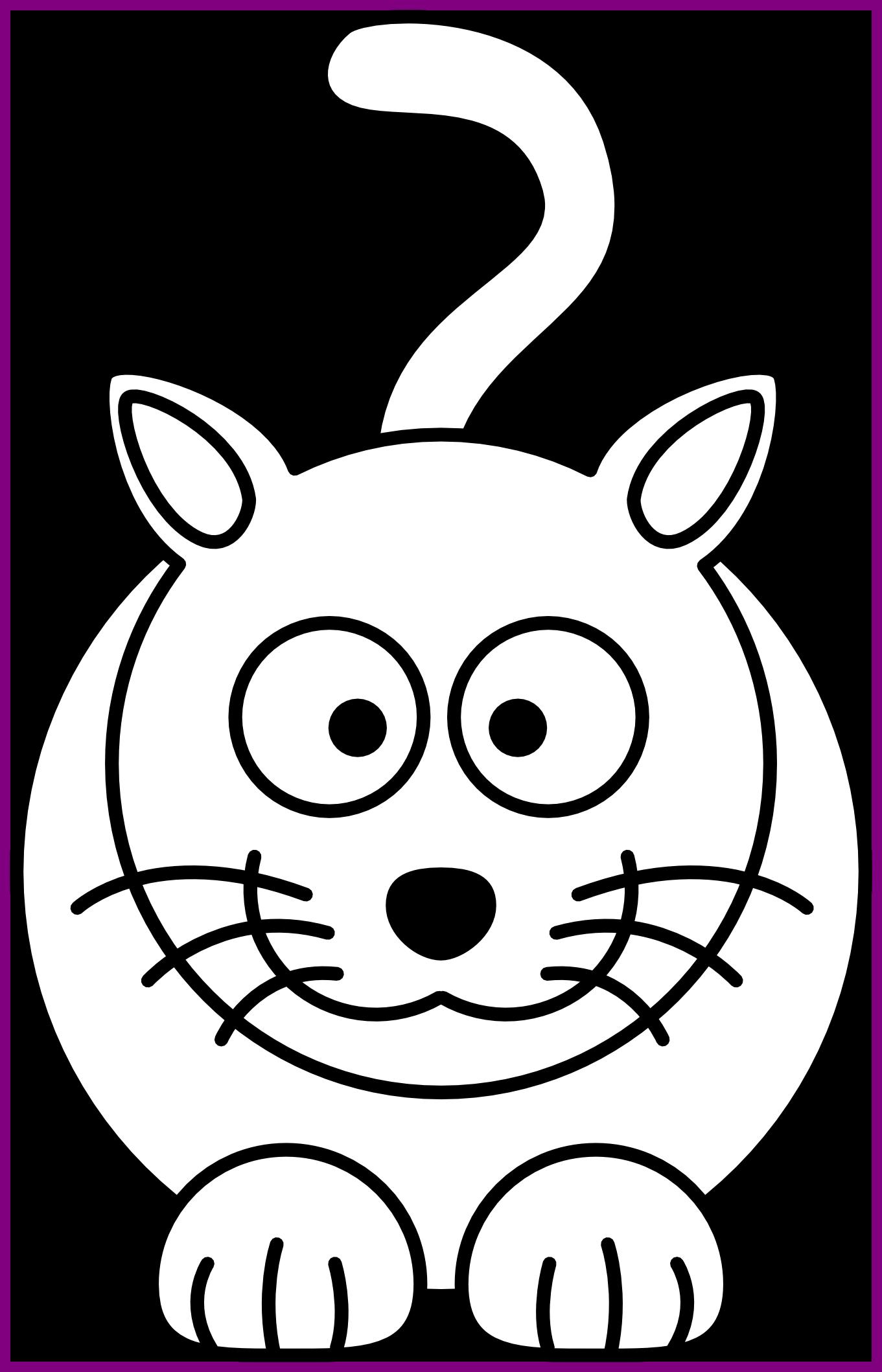 1361x2118 Drawing Kitten Free Download On Unixtitan