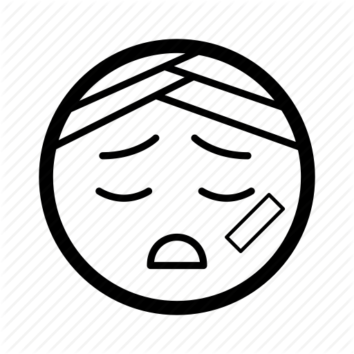 512x512 Emojis Drawing Sad Face Transparent Png Clipart Free Download