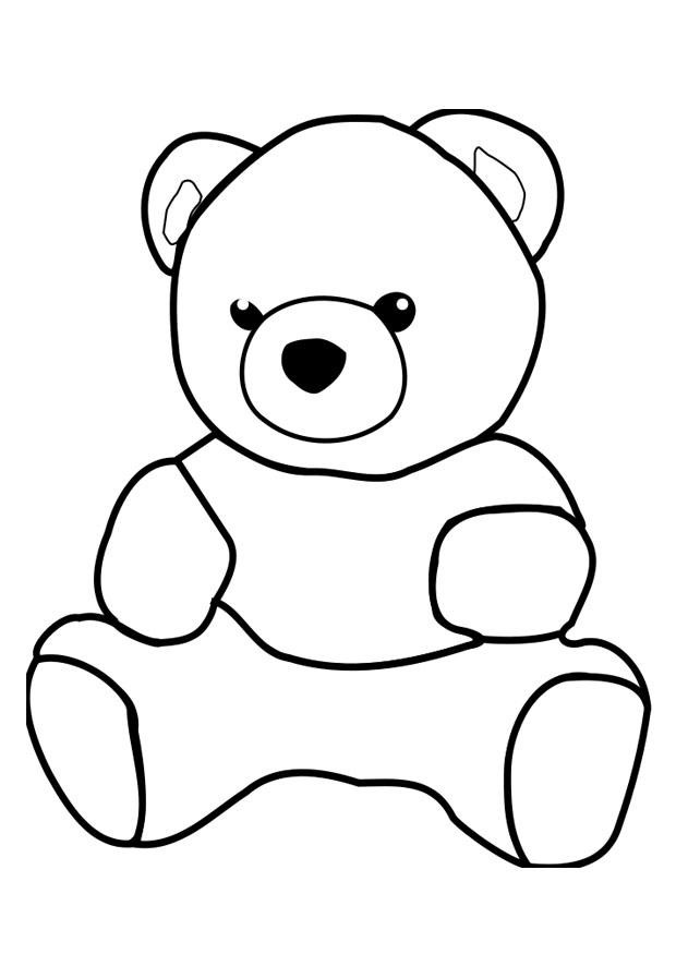 620x875 Teddy Bear Face Drawing At Getdrawings Com Free For Personal Use
