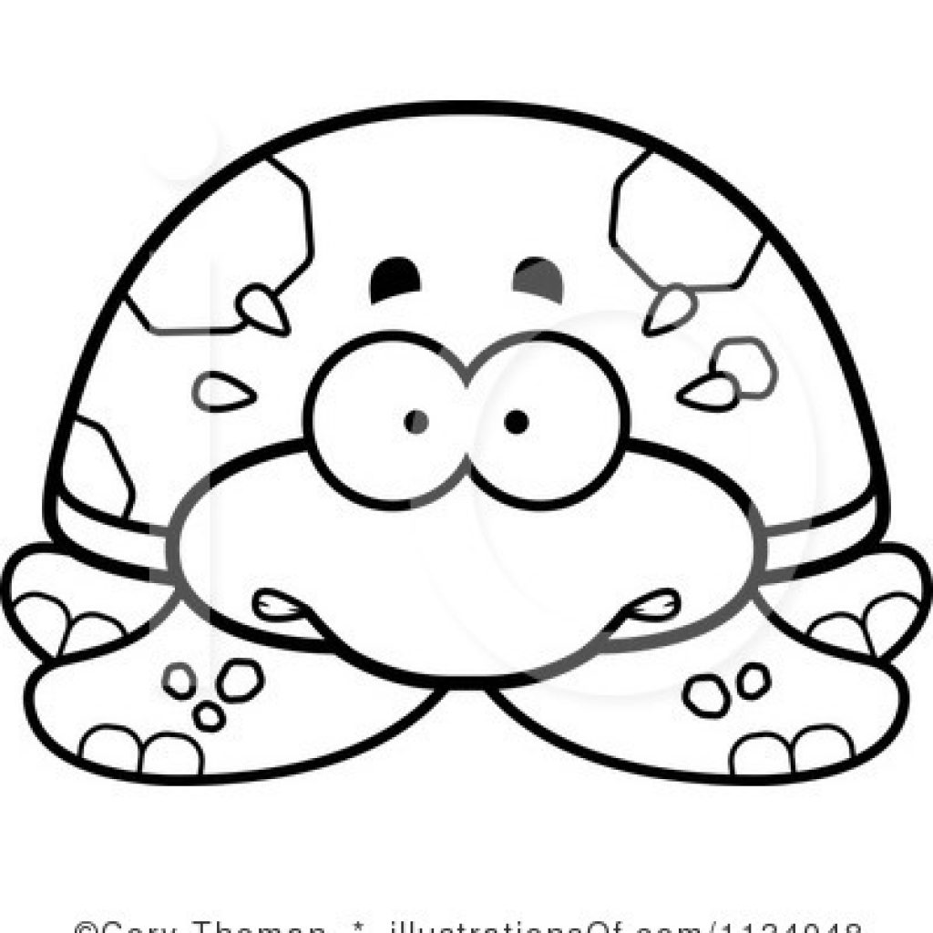 1024x1024 Turtle Clipart Black And White Pencil Clipart House Clipart