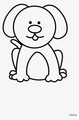 320x489 Easy To Draw Dog Face Drawing Cartoon Tutorial How