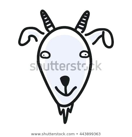 450x470 Goat Face Drawing Goat Face Drawing Images