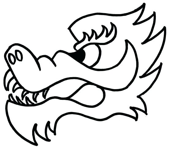 552x480 Dragon Face Drawing Weekly Template Horse Funny Templates