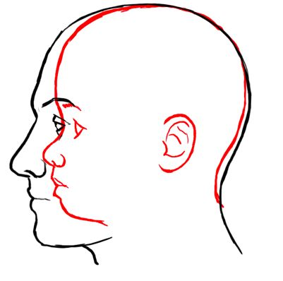 401x398 Mastering Proportions Drawing A Child's Face Art, Storage