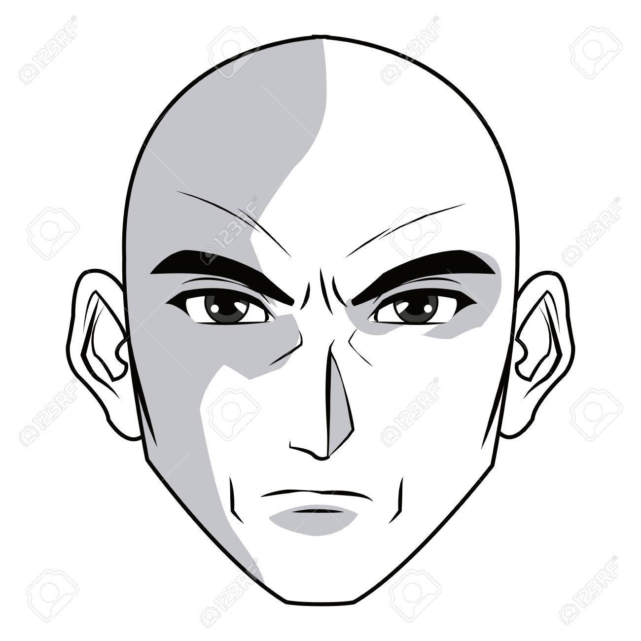 1300x1300 Anime Style Drawing Tutorial Chibi Manga Tattoos Eyes Cartoon