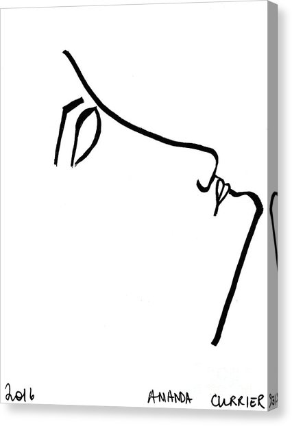 426x622 Face Profile Drawing