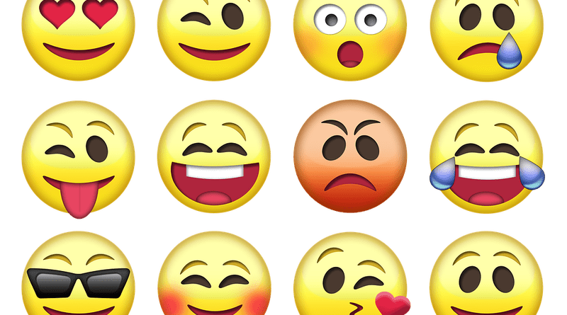 800x445 Emoji Drawing Chart, Picture