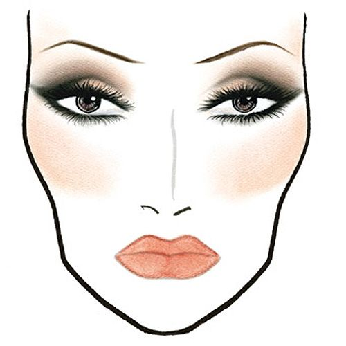 500x500 Idea Gallery Tons Of Makeup Looks And Tutorials! Make Up Mac