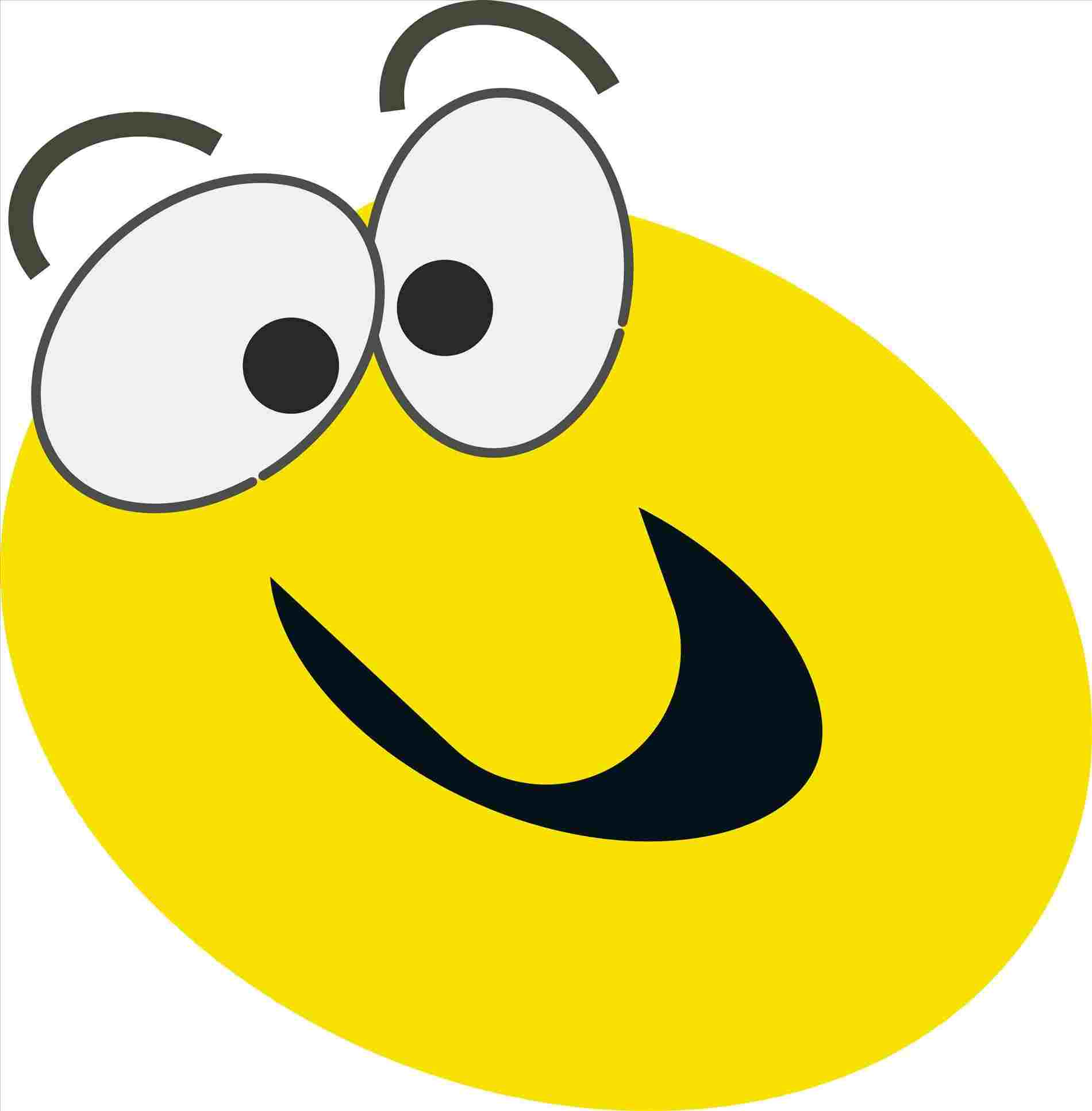 1900x1933 Free Happy Animated Face Drawing Cartoon S Download Clip Art