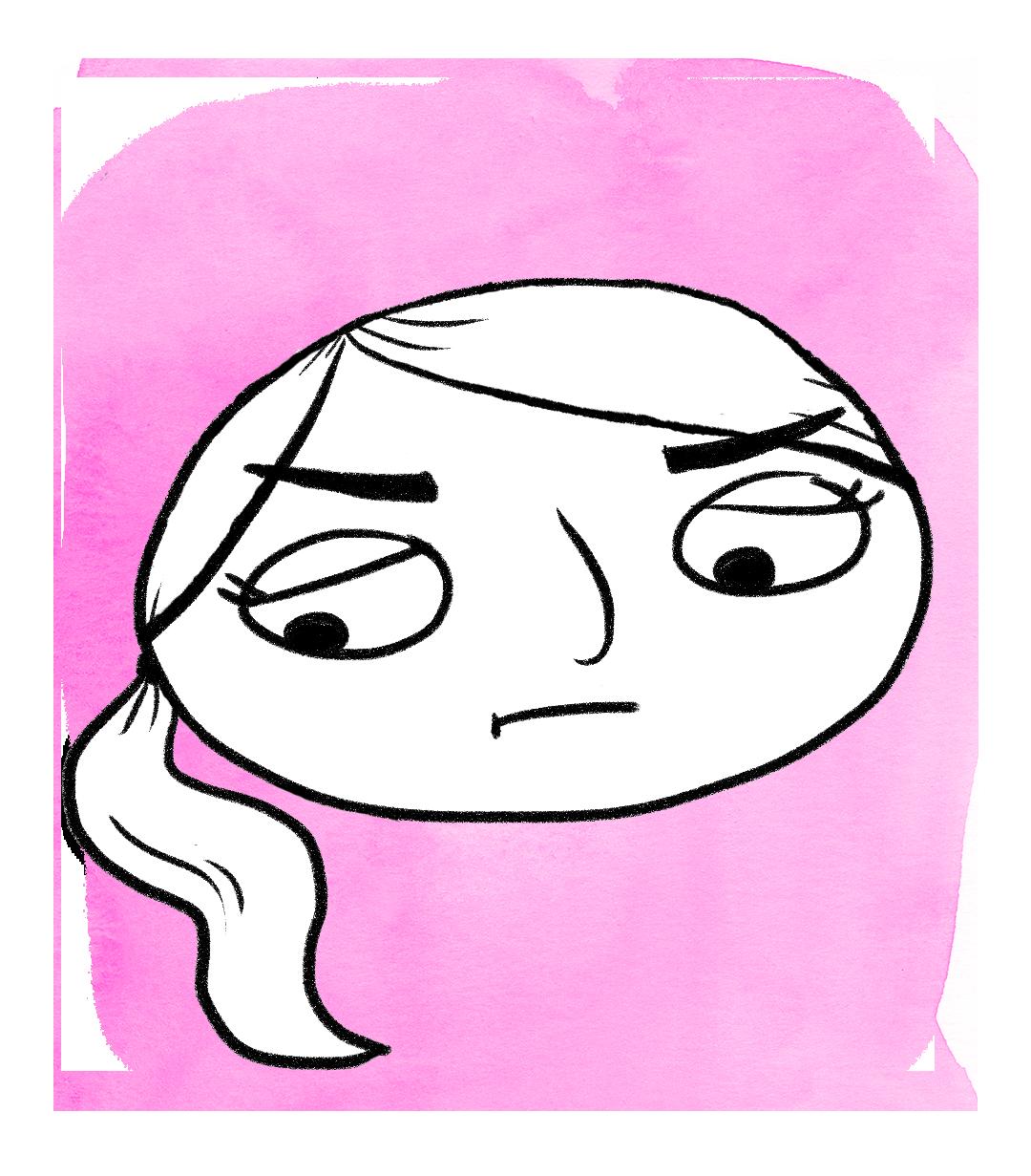 Facial Expressions Drawing