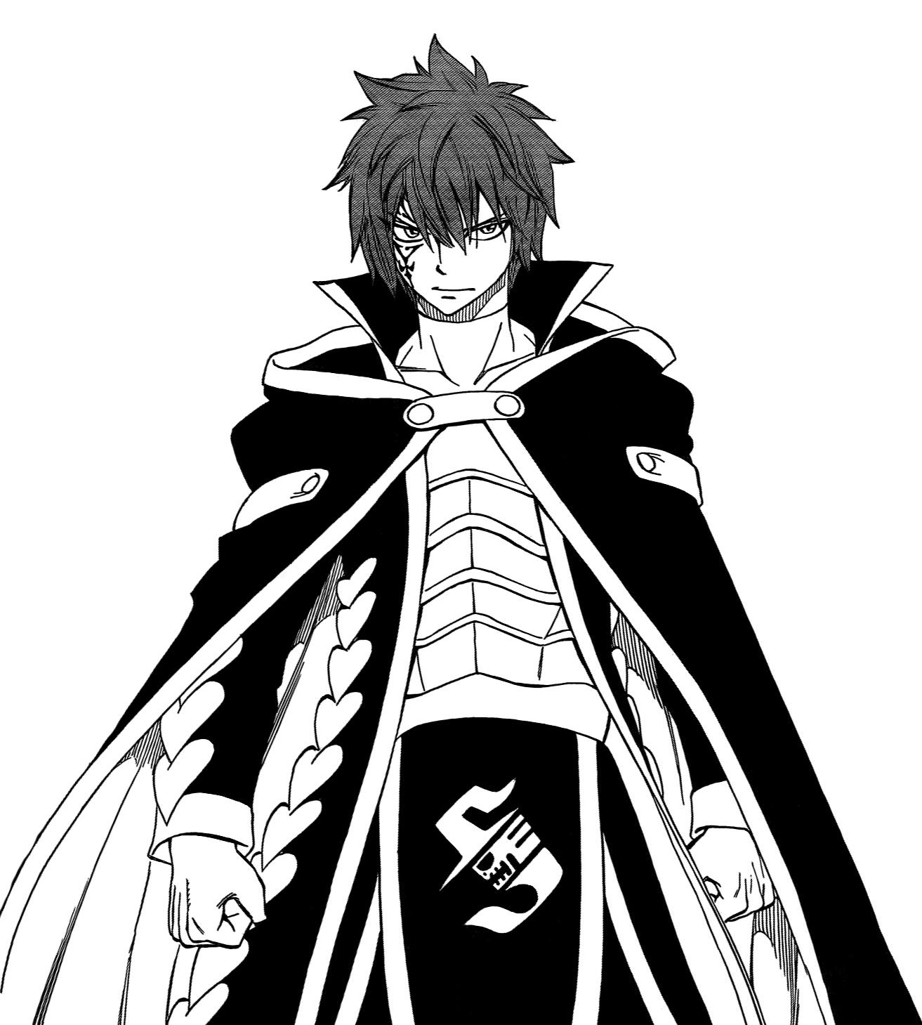 Fairy Tail Manga Drawing | Free download best Fairy Tail Manga