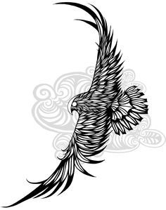 236x299 falcon tattoos falcon tattoo peregrine falcon