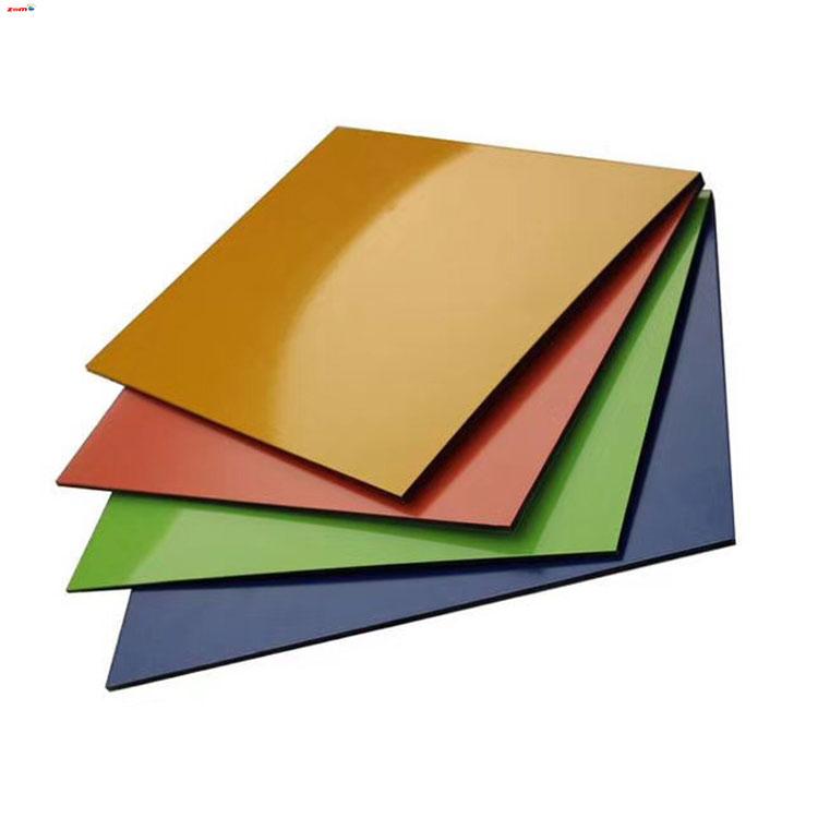 750x750 fame ce certificate flexible price panel compuesto de aluminio