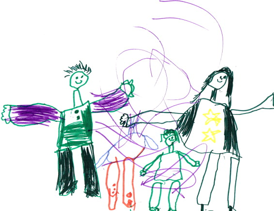 565x435 Children's Family Drawings And Internalizing Problems