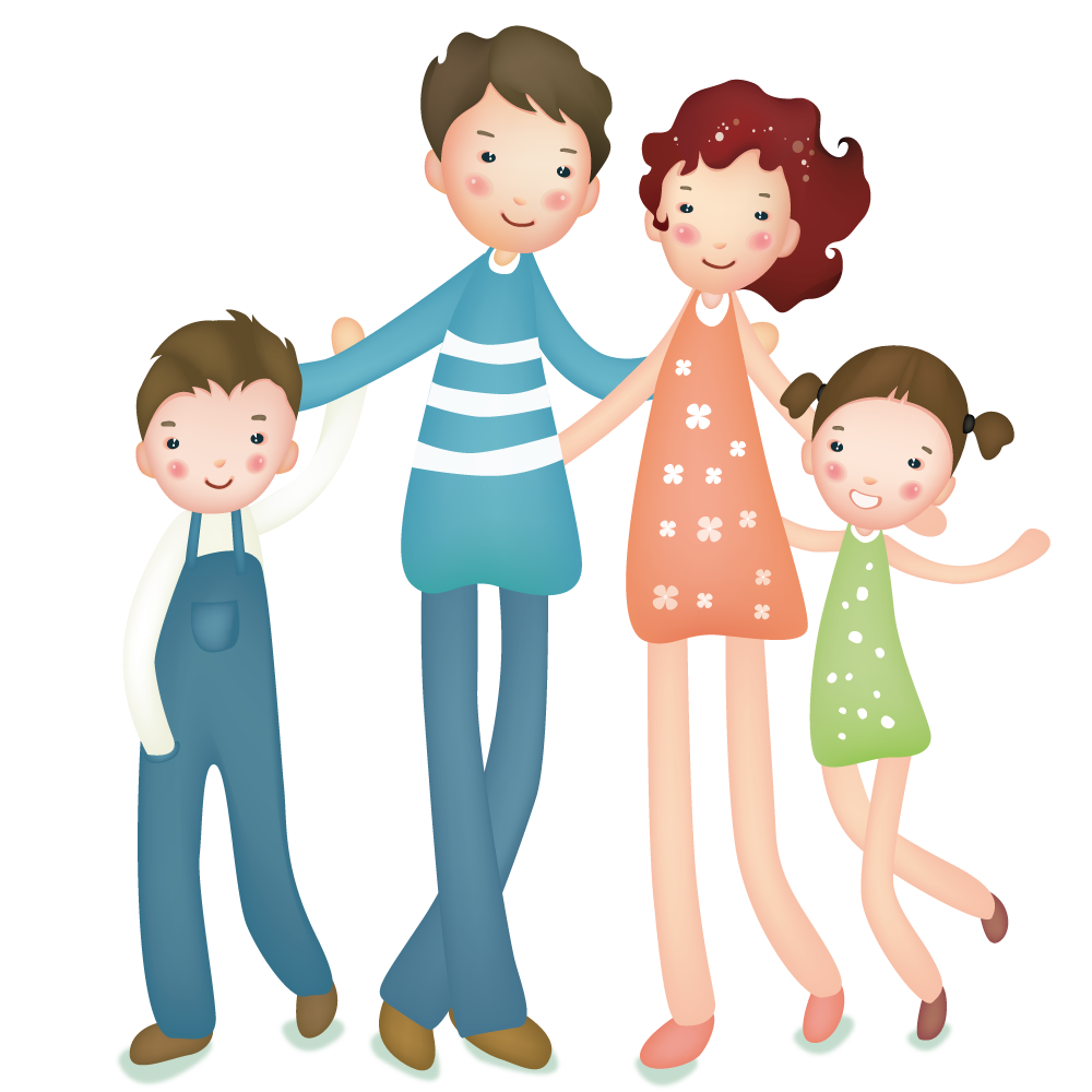 1000x1000 Collection Of Free Family Drawing Happiness Download On Ui Ex
