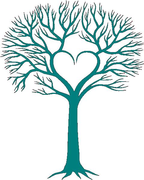 480x598 family tree with heart clip art family reunion heart clip art
