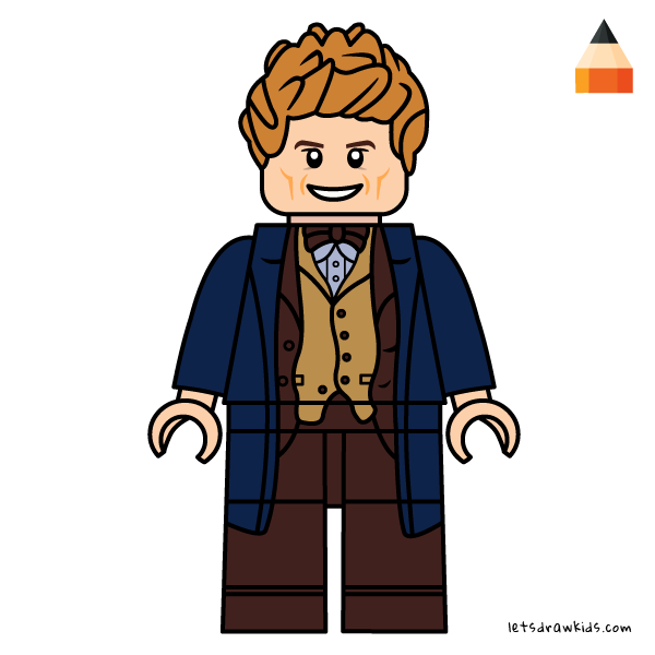 600x600 lego fantastic beasts drawing lego minifigures fantastic