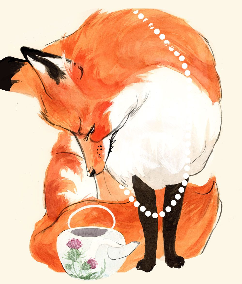 1000x1176 eatsleepdraw photo foxes fox, fox art, fox illustration