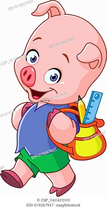 348x680 Farm Boy Piglet Stock Photos And Images Age Fotostock