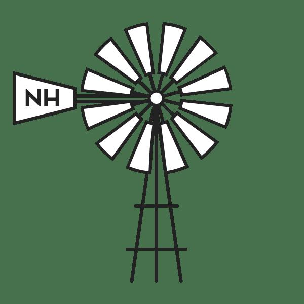 600x600 Windmill Drawing Free Download