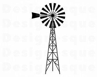 340x270 Windmill Etsy